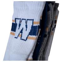 Youth 3 Pack Sport Socks