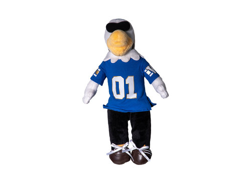 Eli Promotions Inc. Buzz Plush Mascot Doll