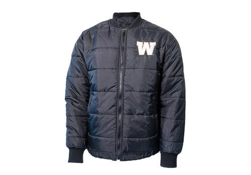 Saxon Men's Black Freezer Jacket