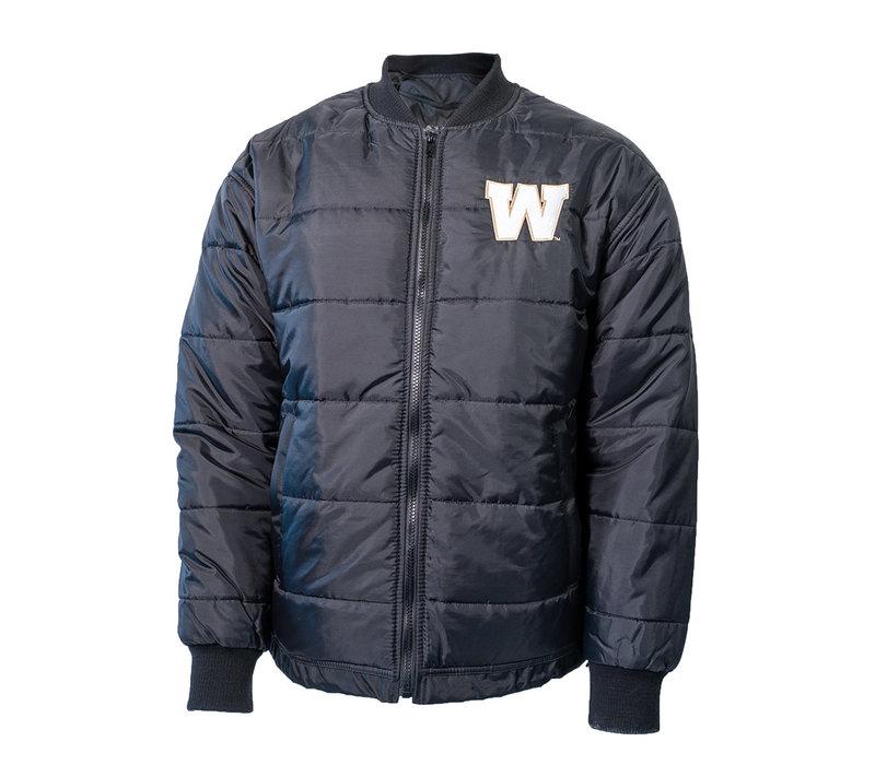 Men's Black Freezer Jacket