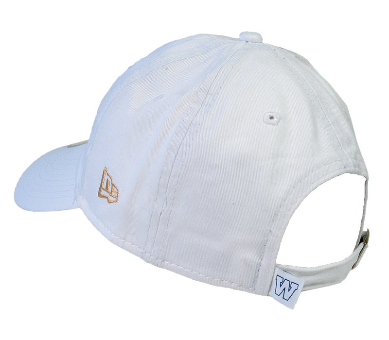 Casual Classic Twill White Primary Cap