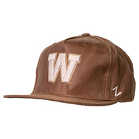 Zephyr Brown Dynasty Snapback