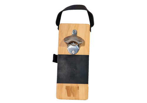 Leed's Bullware Wallmount Bottle Opener
