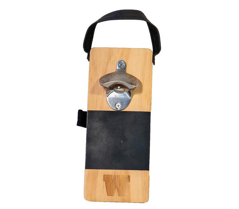 Bullware Wallmount Bottle Opener