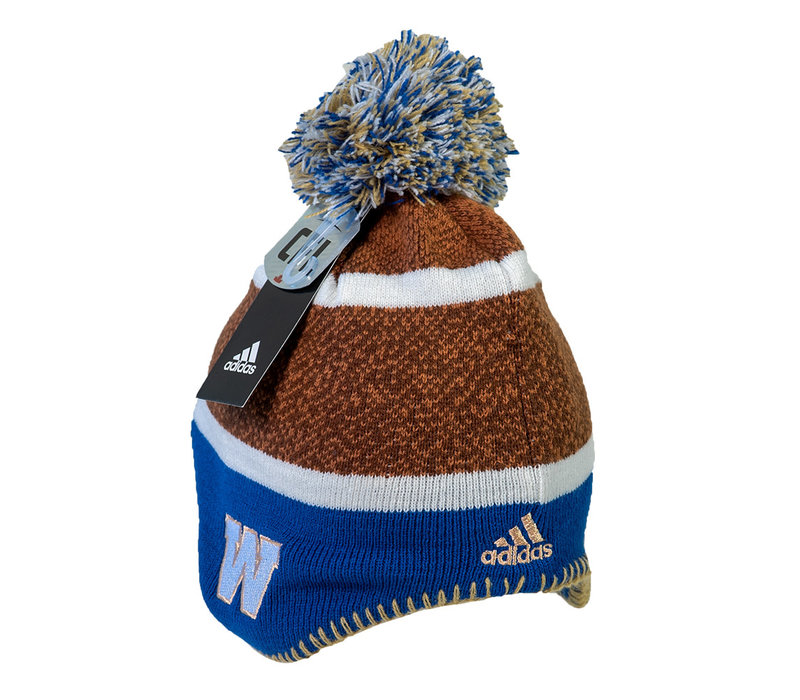 Football Head Knit Toque