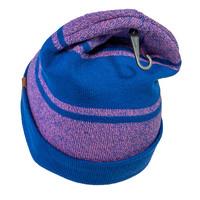 Pink Cuff Knit Toque