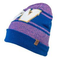 Pink Cuff Knit Hat