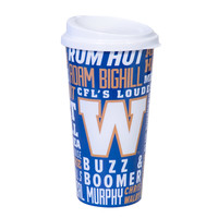 Bombers Plastic Travel Cup
