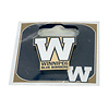 Jian Winnipeg Blue Bombers Pin