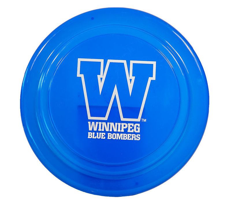 Royal Blue Frisbee