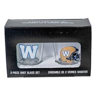 2 Piece Shot Glass Set