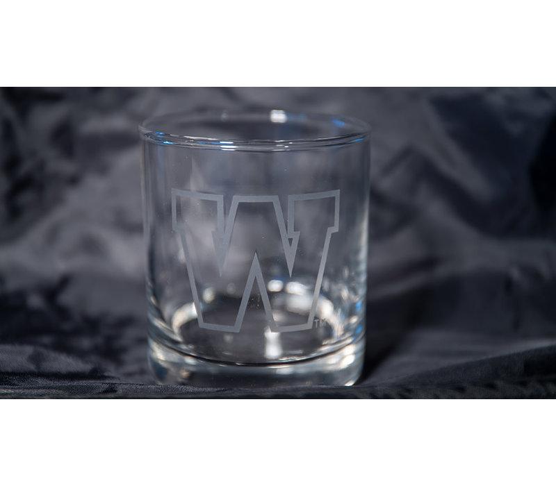 2 Piece Rocks Glass Set