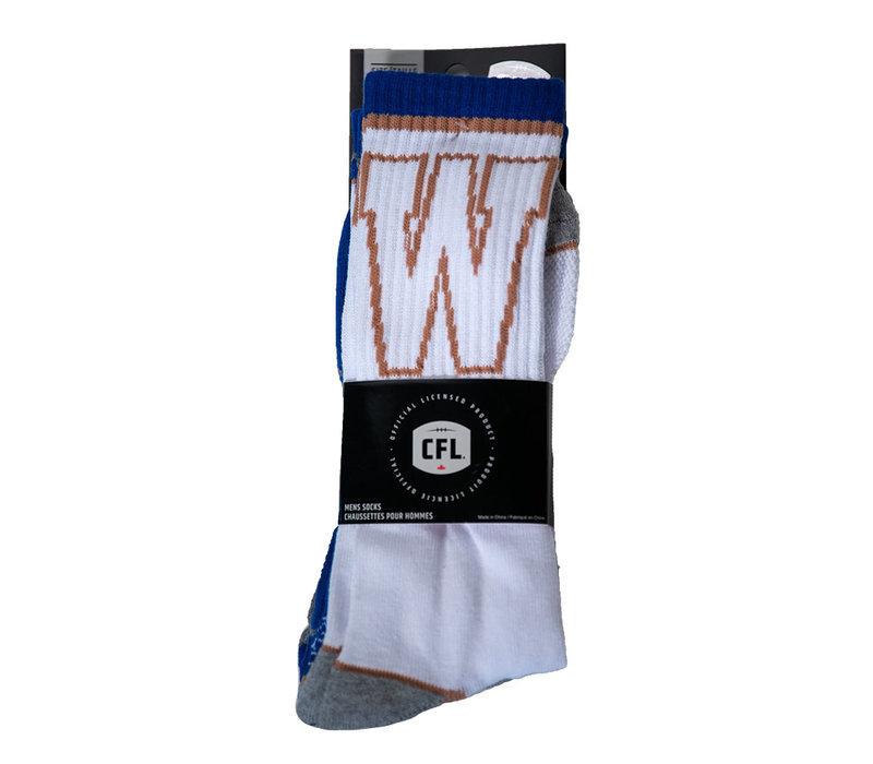 Mens 3 Pack HT Sports Socks