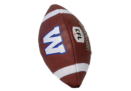 Wilson Replica CFL W Logo Football