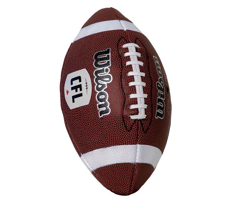 Replica CFL W Logo Football