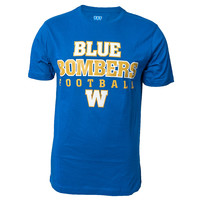 Men's - Blue Bombers Football Tee