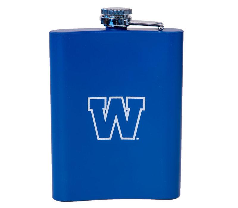 Elite 8oz Royal Flask