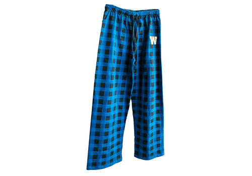 Bulletin Ladies Plaid Lounge Pant