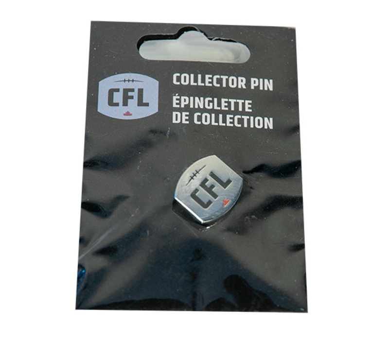 New Official CFL Logo Pin