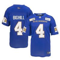 #4 Adam Bighill Home Jersey