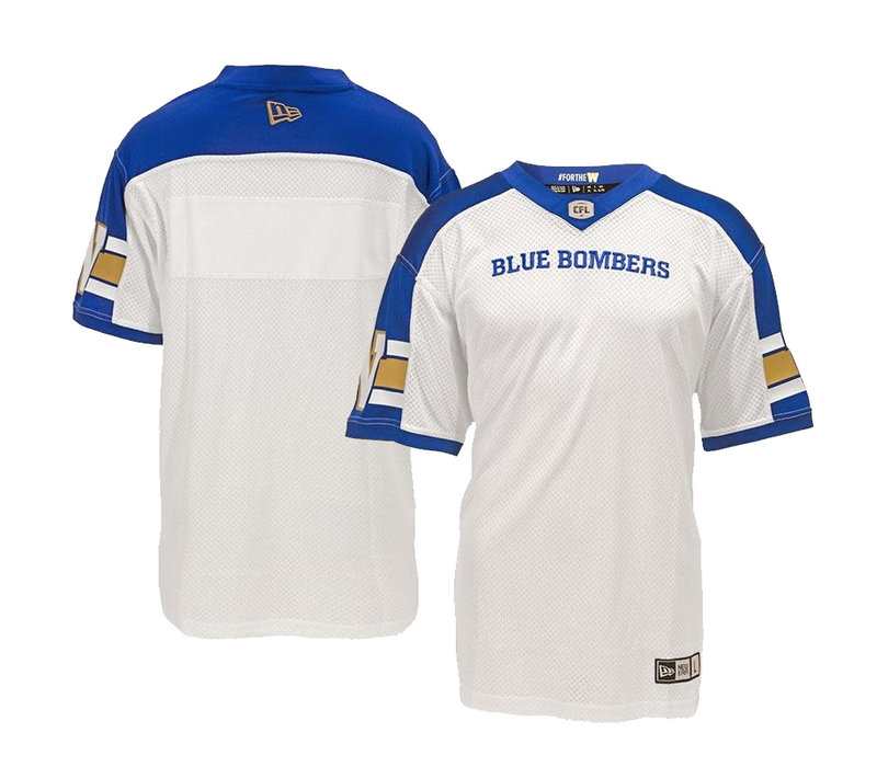 New Era Blank Away Jersey