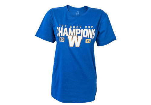 Bulletin Grey Cup Champions Roster Tee