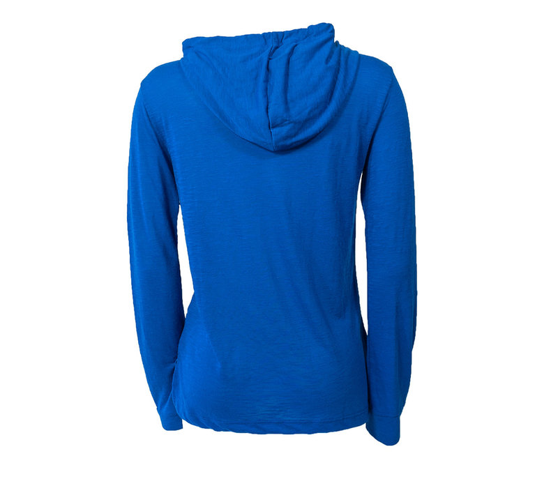 Ladies Lightweight 1/4 Zip Hood