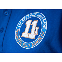 Royal 11X Champs Logo Henley