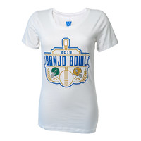 2019 Women's Banjo Bowl Tee