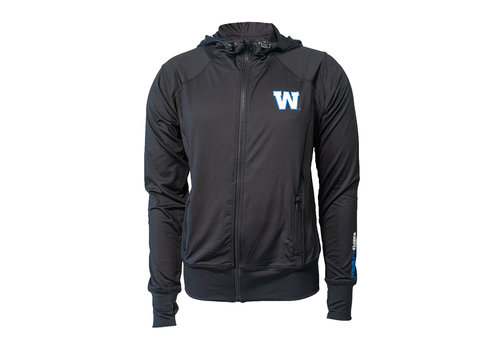New Era Women's Hooded Yoga Jacket