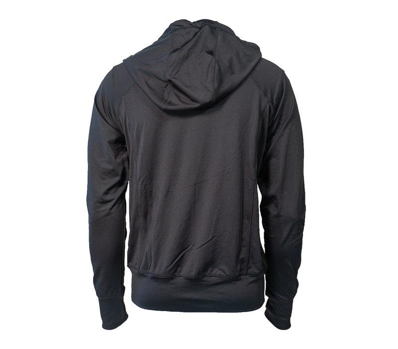 Ladies Hooded Yoga Jacket
