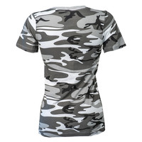 WFC Grey Camo V-Neck