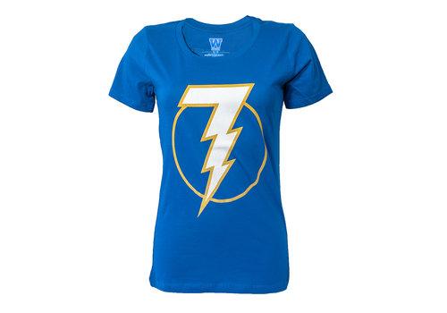 ESA Women's Lucky Lightningbolt 7 T