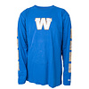 New Era Primary W Winnipeg Blue Bombers Long Sleeve