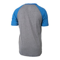 3 Button Henley Tee