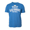 New Era Distressed Blue Bombers Logo Tee