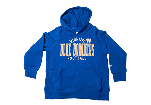 New Era Youth Blue Bombers Royal Hoodie