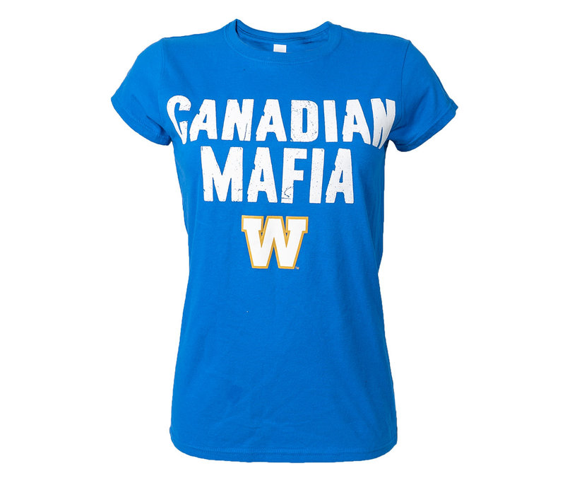 Women's - Royal Canadian Mafia W Tee