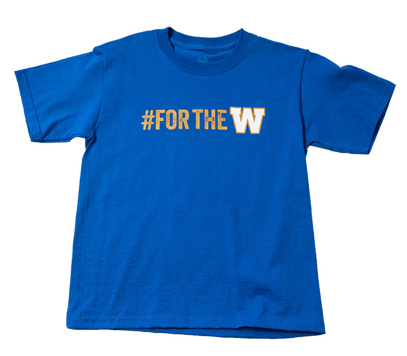Child #FORTHEW Royal Tee