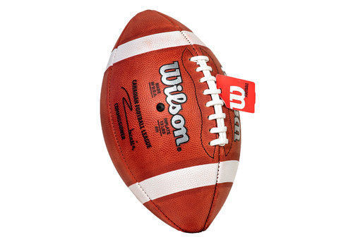 Wilson Official CFL Football