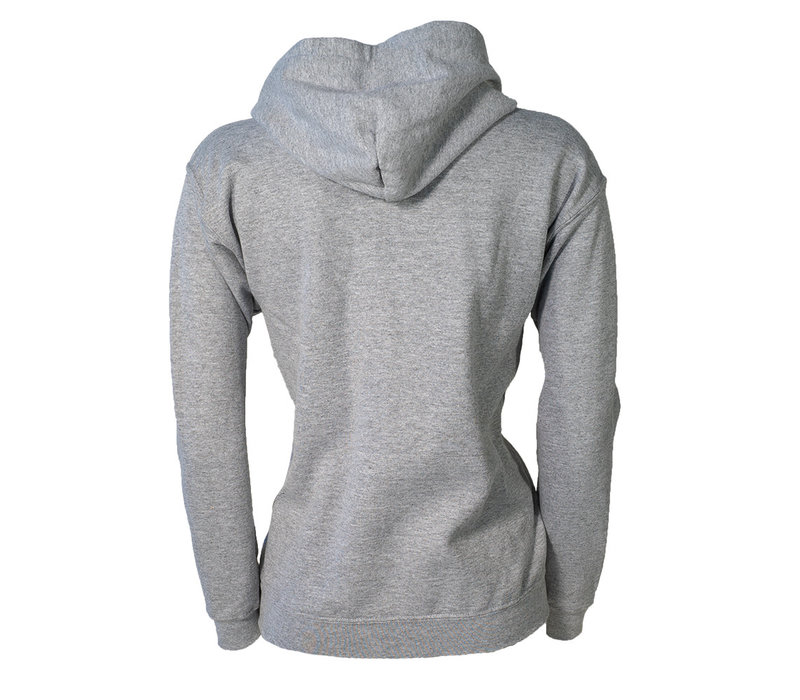 Buzz & Boomer Grey FZ Hoody