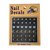 Rude Rhino Blue Bombers Nail Decals