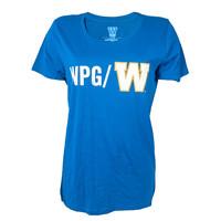 Women's Royal WPG/W Tee