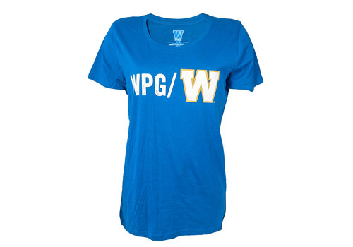 ESA Women's Royal WPG/W Tee