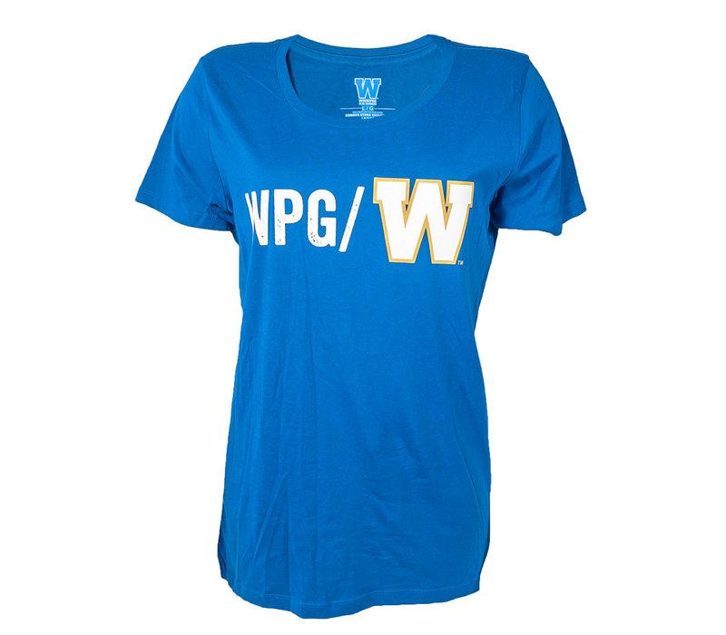 Ladies Royal WPG/W Tee