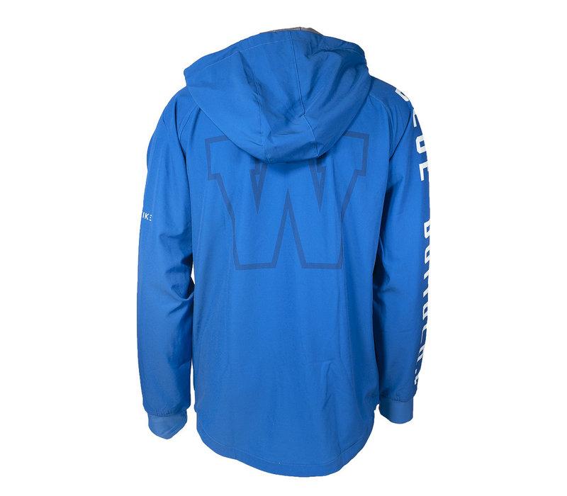 Zueike Royal 1/2 Zip Custom Shell Jacket