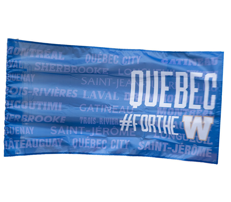 Provincial #ForTheW Flag