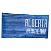 Blue Bombers Brand Provincial #ForTheW Flag