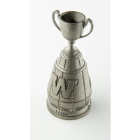 107th Grey Cup Champions Limited Edition Titanium Bottle Opener