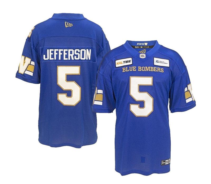 #5 Jefferson Home Jersey